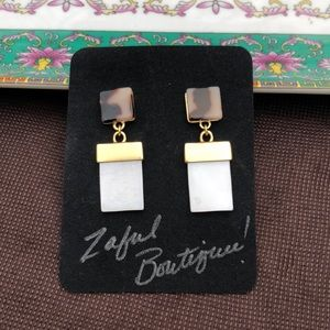 ZAFUL Boutique earrings. New